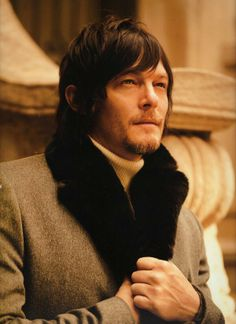 Norman Reedus     (@ennoia3 & http://pitiful-firefly.tumblr.com)