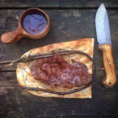 Simple… #bushcraft #bushcraftTurkiye #survival #doğa #knife #camp #woods…