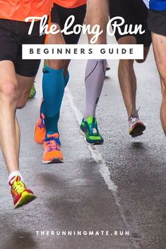 If you wanna run longer races, you have to run further in training. You do this with the long run. Read about how to do it right in this comprehensive guide. Running tips, running for beginners, we got you covered! Half Marathon Motivation, Marathon Tips, Marathon Running, Running Motivation, Motivation Quotes, Running For Beginners, How To Start Running, How To Run Faster, How To Run Longer