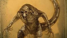 Concept art for Sam Raimi's Spider-Man 2 Lizard revealed | GamesRadar