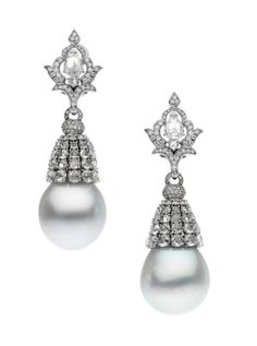 Pearl Earrings   All About Jewellery