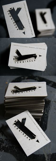 #wizytówki #card #businesscard #laser #co2 #grawerowanie #tektura #karton