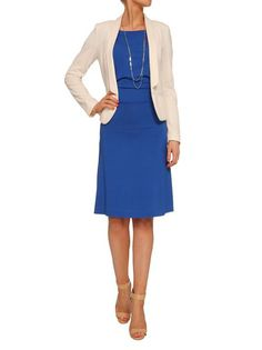 Sukienka niebieska YY200107