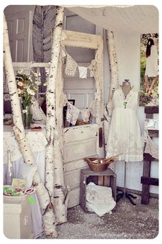 Counting Your Blessings: A Fairy Tale Barn Sale