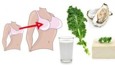 Eat These 7 Foods For Bigger Breasts