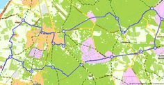 Putten (Gelderland, Nederland) | Fietsroute 118697 | 42,20 km | Ermelo, Putterbos en Leuvenumse Bos | Fietsen in Putten | https://www.route.nl/fietsroute/118697/ermelo-putterbos-en-leuvenumse-bos. Elke dag nieuwe routes!