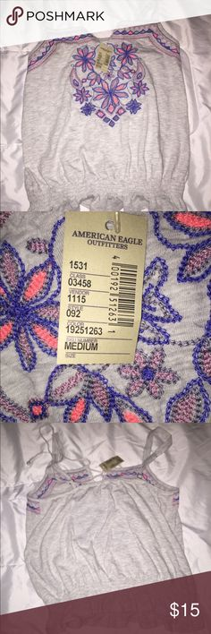 NWT American Eagle Tank Top NWT American Eagle Outfitters Tops