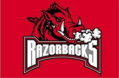 Arkansas Razorback Doormat Door Mat Rug