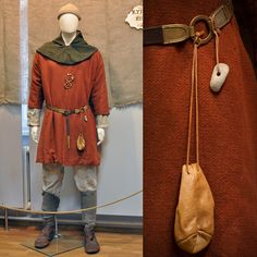 """Photos from the exhibition """"The Vikings and bolts: North Saga,"""" which opened in Minsk on 02.10.2015 in the Museum of the First Congress of the RSDLP."""