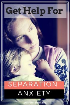 Get help for separation anxiety. 5 easy tips to help move your child out of that developmental phase sooner.