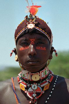 tribes of kenia by Retlaw Snellac, via Flickr