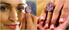 El diamante más caro del mundo, a subasta el 13 de noviembre - El Colombiano