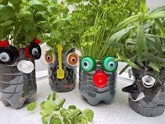 Bleib gesund! Diy Recycling, Roman Sculpture, Colored Paper, Repurpose, Health