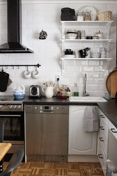 Tiina H Kitchen Cabinets, Rustic, Contemporary, Dining, Interior Design, Kitchens, Decoration, Home Decor, Country Primitive