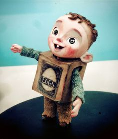 Laika The Boxtrolls  |  EGGS