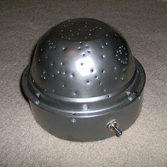 Beginners Electronics Projects -  Planetarium