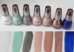 Peppermint Lips Beauty Blog: SinfulColors Kylie Jenner King Kylie Nail Polish Collection!