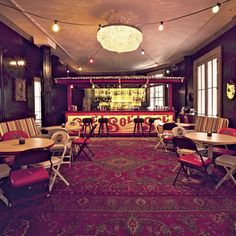 Hot in the City - Casa Negra bar in London #pub #mexican