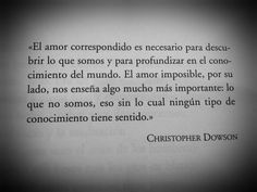 >> amor correspondido vs amor imposible // love