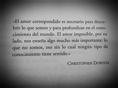 >> amor correspondido vs amor imposible // love