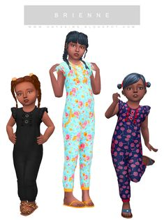 The Sims 4 Custom Content Updates Sims 4 Toddler Clothes, Sims 4 Cc Kids Clothing, Sims 4 Mods Clothes, Toddler Girls, Sims 4 Teen, Sims Four, Sims 4 Mm Cc, The Sims 4 Bebes, Sims 4 Collections