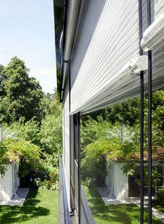 House S in Stuttgart by Behnisch Architekten