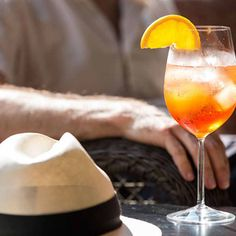 Check this out: Aperol Spritz. https://re.dwnld.me/3l4W-aperol-spritz