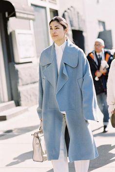 Vanessa Jackman: New York Fashion Week AW 2015....Caroline