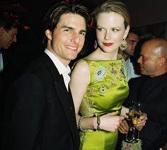 Nicole Kidman in 1997, wearing Mogul Indian jewelry from Martin Katz