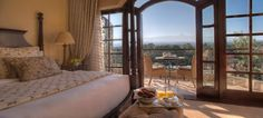 Fairmont Mt Kenya Safari Club - Each Manor Suite Room has amazing views of Mt Kenya. www.vision2000.ca