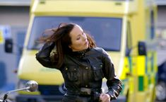Casualty: Try being breezy Summer Heights High, Bbc Casualty, White Jesus, Private School Girl, Holby City, Musical Film, Broadchurch, Medical Drama, Orange Is The New Black