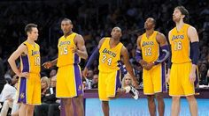 Lakers not rolling early on this season... just yet...