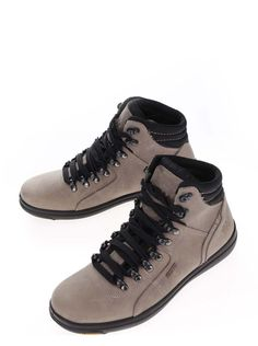 Ghete drumeție bej din piele naturală Weinbrenner de damă High Tops, High Top Sneakers, Shoes, Fashion, Moda, Zapatos, Shoes Outlet, Fashion Styles, Shoe