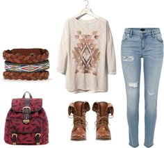 """:)"" by autumn-wright on Polyvore"