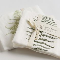 Our Wild Fern Kitchen Towel makes the perfect hostess or housewarming gift. Soft, absorbent & bleach safe, these Flour Sack Cotton towels are Made in the USA. Dish Towels, Tea Towels, Textiles, Knitted Washcloths, Feather Pillows, Flour Sack Towels, Valentine's Day Diy, Cotton Towels, Craft Stick Crafts