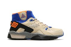 Originally released in 1991, followed with a memorable retro run in 2007, the coveted Nike Air Mowabb is back. The nostalgic pair of kicks is a Tinker Hatfield-designed shoe boasting ties to Nike ACG,...