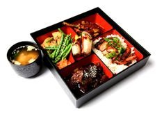Ultimate goodie box for meat lovers - Lamb Cutlet, Duck Vietnamese Banthan Rolls, Chicken Teriyaki & more!
