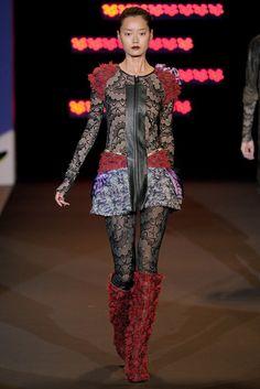Custo Barcelona - Fall 2011 Menswear