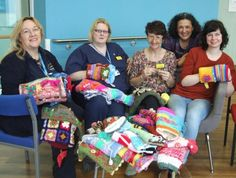 Knitting in the News: Help for Dementia Patients and Knitting is Good for You
