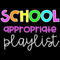 School Playlist📚✏️, a playlist by missbensko on Spotify 4th Grade Classroom, Middle School Classroom, Music Classroom, School Fun, Classroom Ideas, Classroom Rules, Classroom Organization, School Stuff, High School