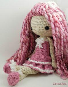 Lupita - Amigurumi Doll Crochet Pattern