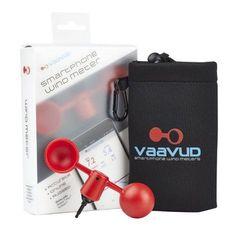 Ronstan Vaavud™ V1 Wind Speed Meter f/ Smart Phones - Red