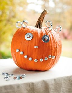 20 Unique Pumpkin Ideas