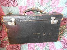 Vintage Leather Surgical / Medical Instrument Case-Surgical Instrument Co London