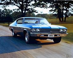 1968 Chevelle SS Maintenance/restoration of old/vintage vehicles: the material for new cogs/casters/gears/pads could be cast polyamide which I (Cast polyamide) can produce. My contact: tatjana.alic@windowslive.com