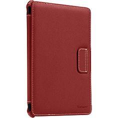 Targus Vuscape Case  Stand for iPad mini - Red - via eBags.com!
