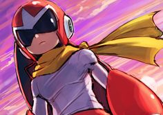 Proto man, Blues, whatever you call him, he's still one of my favorite Megaman characters.