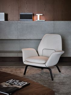 Armchairs | Seating | Gilliam | Minotti | Rodolfo Dordoni. Check it out on Architonic