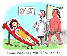 How much do you charge for a brazilian? Female Brazilian ranges from R160.00- R 250.00, male are R 250-R 350.00. Follow us on Twitter and Facebook to watch for daily specials we may be offering.