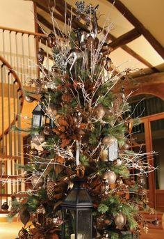 Melrose designer Christmas tree